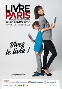 Salon du livre de Paris 2016