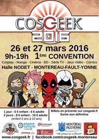 Convention Cosgeek