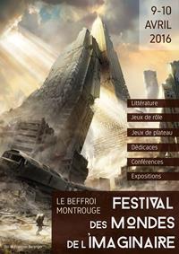 Festival des mondes de l'imaginaire 2016