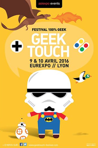 Geek Touch Haru 2016