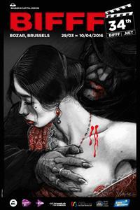 BIFFF 2016 - 34ème Festival du Film Fantastique de Bruxelles