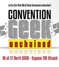 Convention Geek Unchained