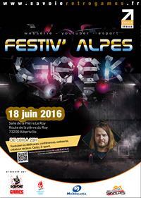 Festiv'Alpes Geek