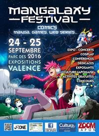 Festival Mangalaxy 1ère édition