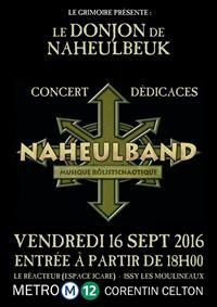 Le Naheulband en Concert