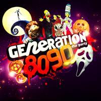 Génération 80-90 en mode Halloween au Barramundi