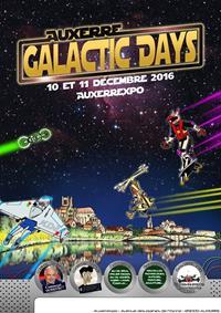 Auxerre Galactic Days 2016 - 2ème édition