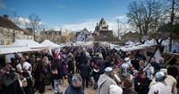 Marché médiéval de Noël de Provins 2016