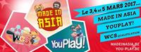 Made In Asia 2017 & Youplay!