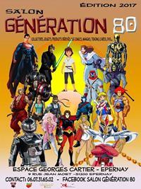 Salon Génération 80