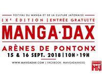 Manga Dax 2018 - 9ème édition