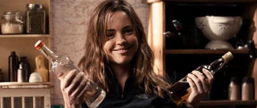 Melissa George veut boire