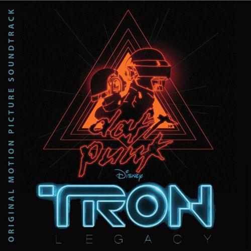 pochette américaine de l'OST de Tron Legacy