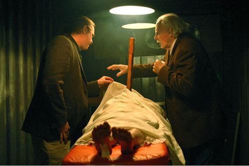 Val Kilmer et Bruce Dern