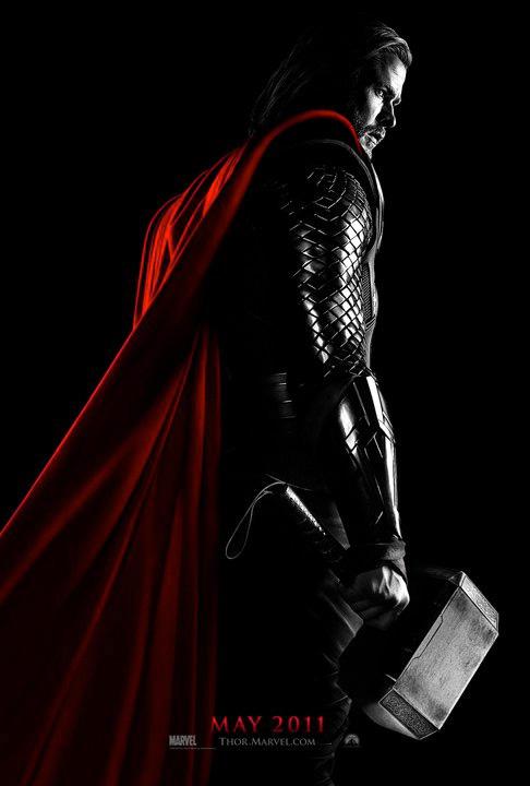 Affiche teaser Thor
