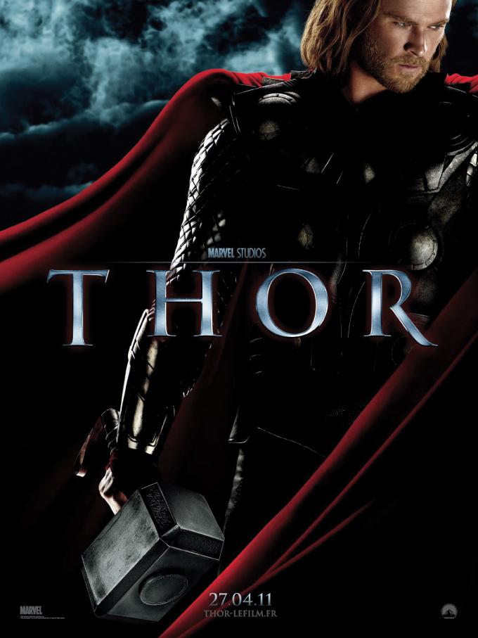 Thor affiche teaser
