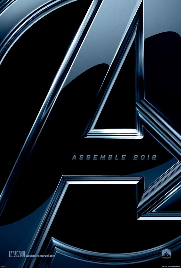 Avengers affiche teaser
