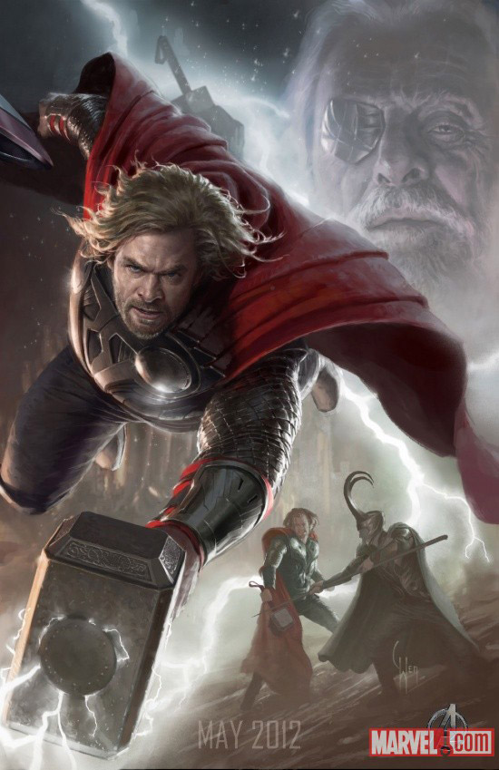 Thor affiche