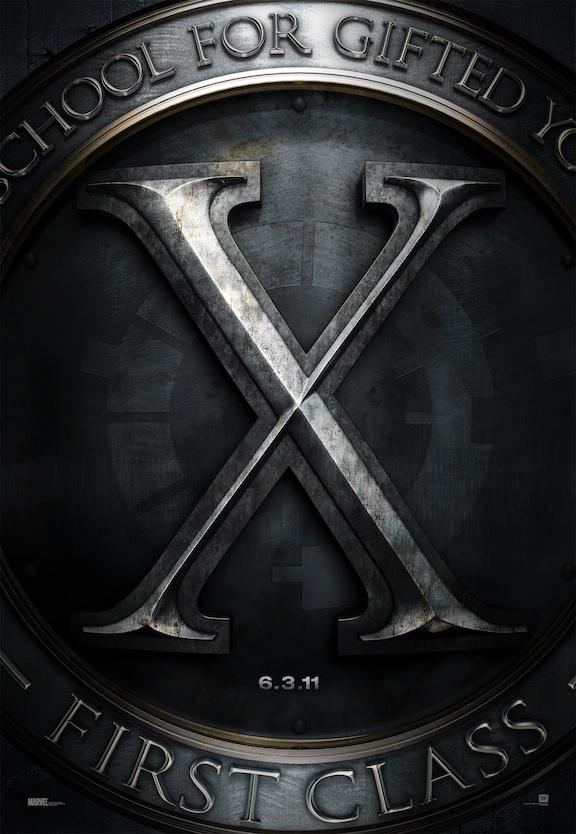 X-Men affiche teaser