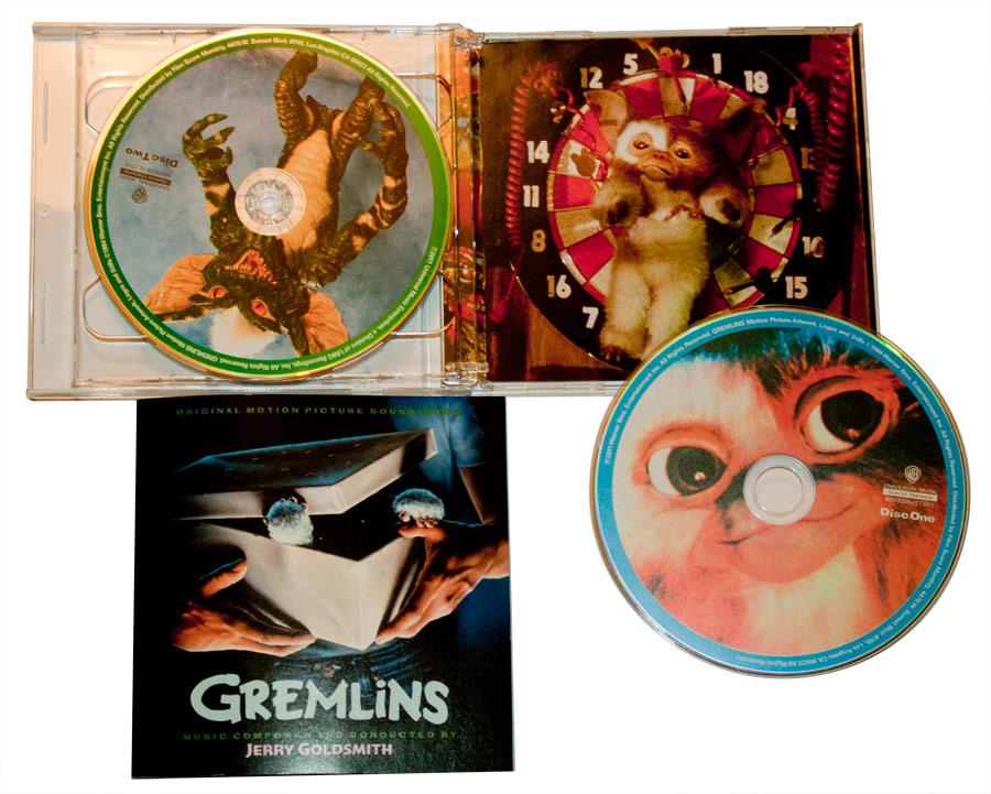 Couverture CD Gremlins