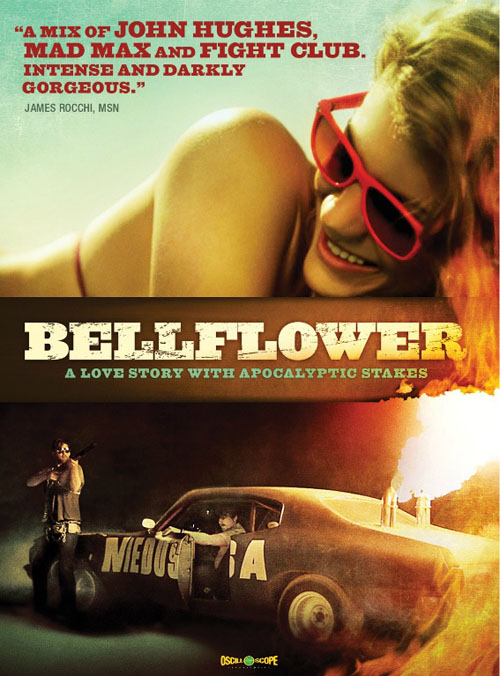 Bellflower jaquette