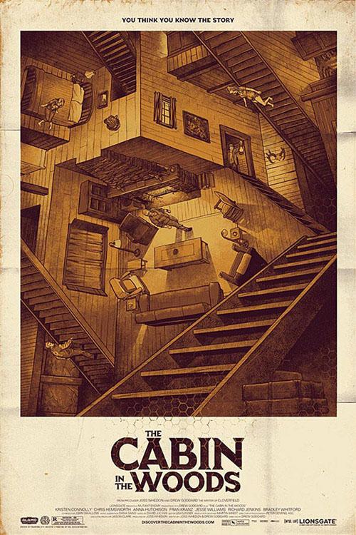 affiche Cabin