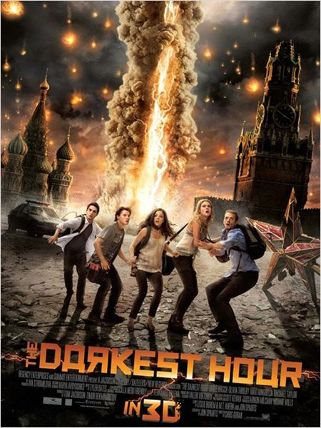 affiche US Darkest Hour