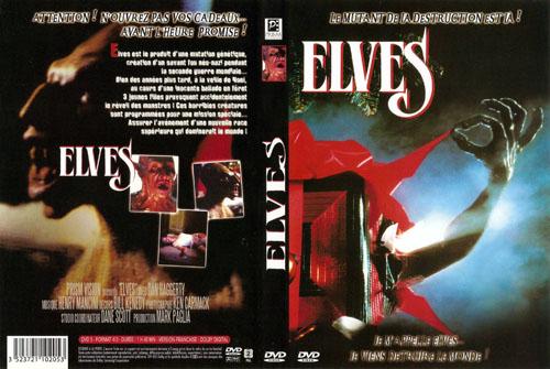 jaquette dvd Elves
