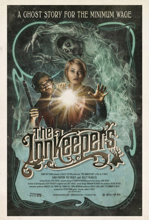 affiche Innkeepers