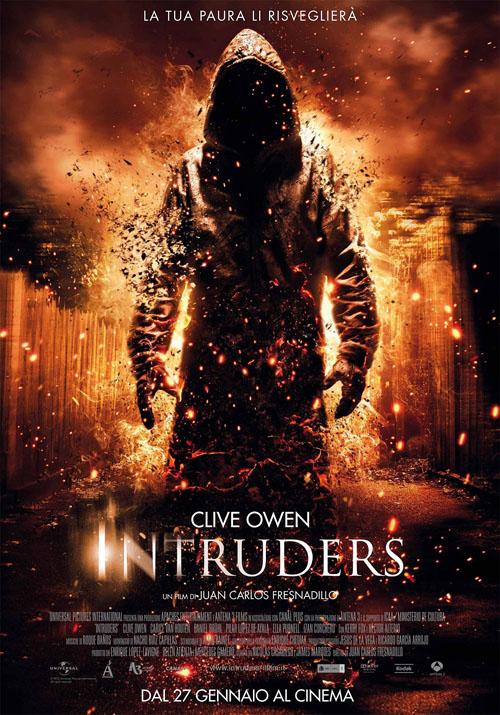 affiche espagnole Intruders