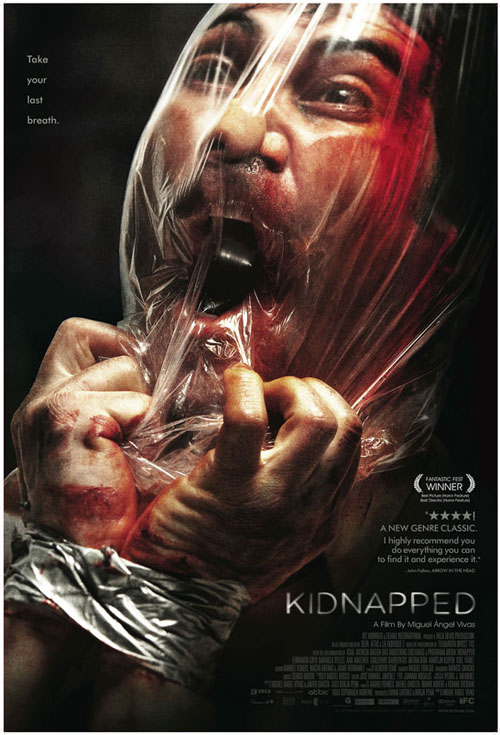 affiche US Kidnapped