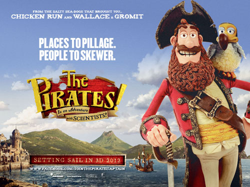 Pirates affiche US