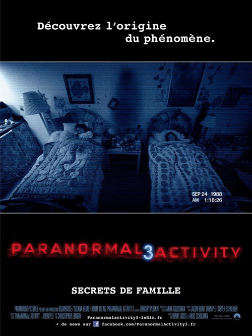 Paranormal affiche