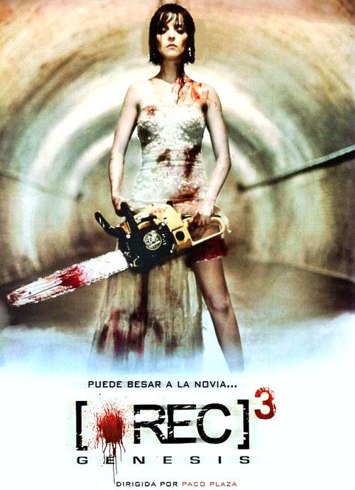 REC3 affiche