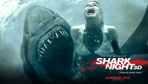 poster Shark Night