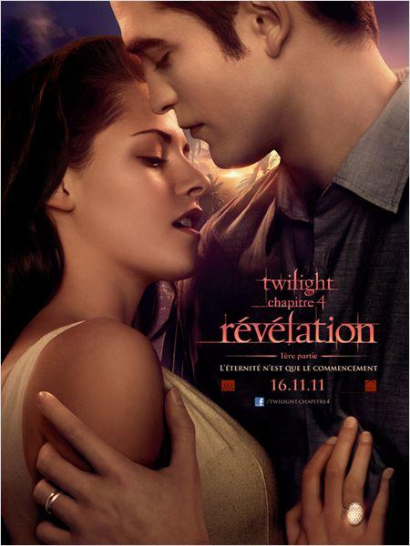 Twilight 4 l'affiche romantique