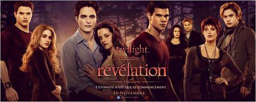 Twilight affiche kitsch