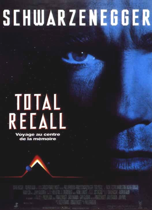 Total Recall affiche