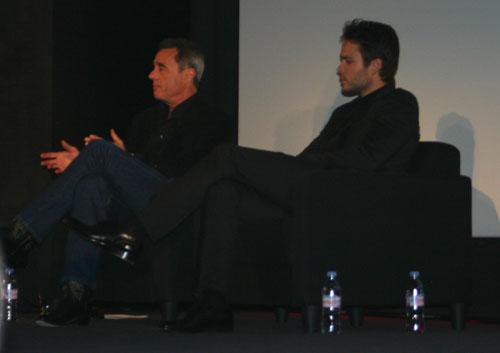 Jim Morris et Taylor Kitsch