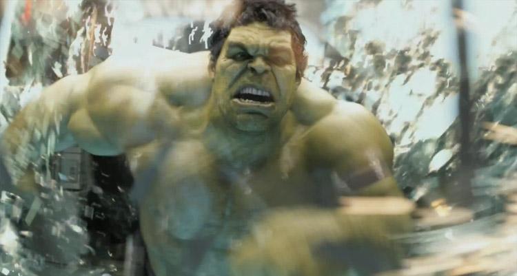 Hulk frappe fort !