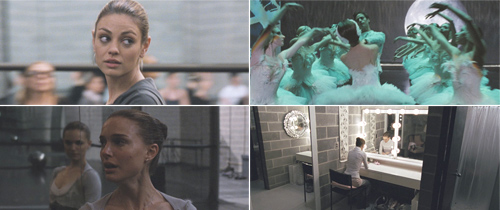 Black Swan images de la bande-annonce.