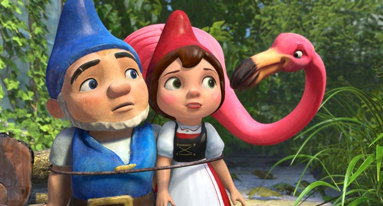 Gnomeo et Juliette image