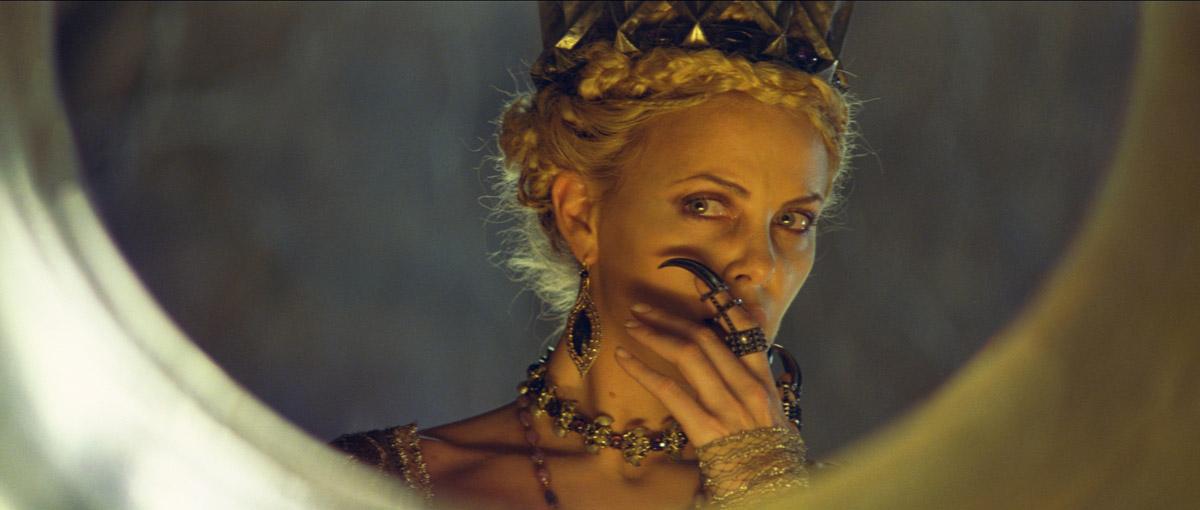 Une magnifique reine.