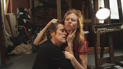Willem Dafoe et Shanyn Leigh