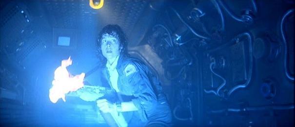 Alien: Ripley (Sigourney Weaver)