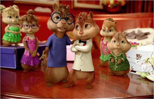 les Chipmunks