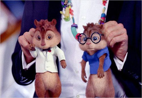 Alvin et Simon