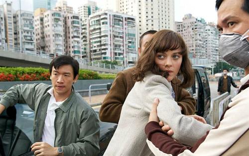 Chin Han, Marion Cotillard