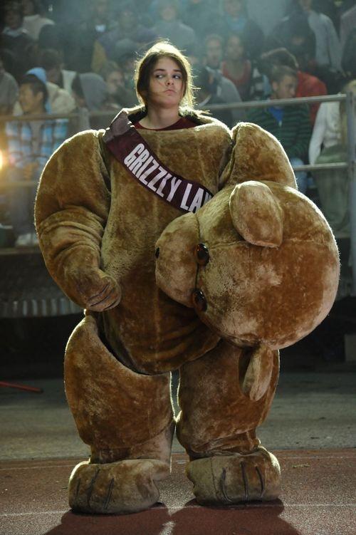 Riley mascotte