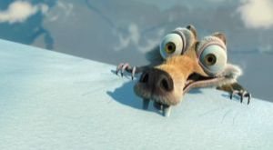 Ice age 2: Scrat toujours